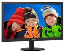 "Philips LCD Monitor 23.6"" with SmartControl Lite"