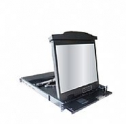 "LCD DUAL RAIL 17"" PS/2-USB KLBD101"